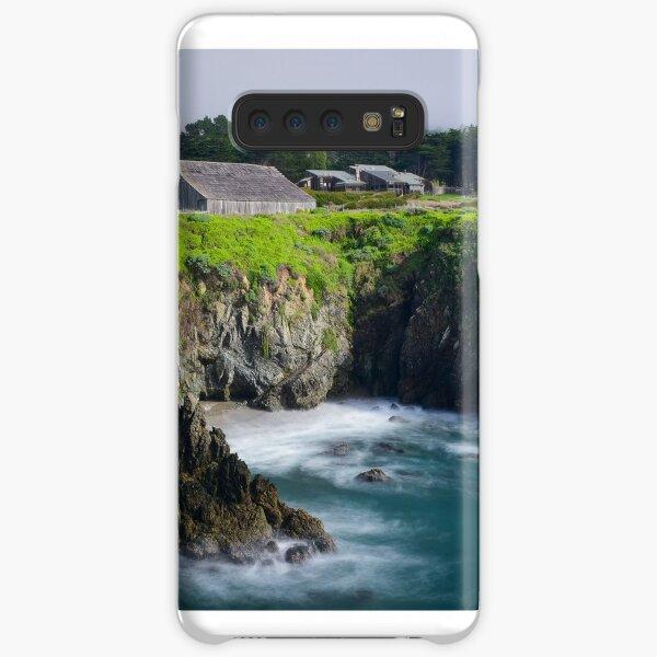 Black Point 02 - Sea Ranch Samsung Galaxy Snap Case
