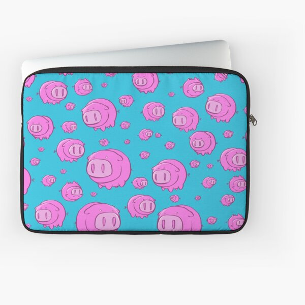 When Pigs Fly, Or Float Laptop Sleeve