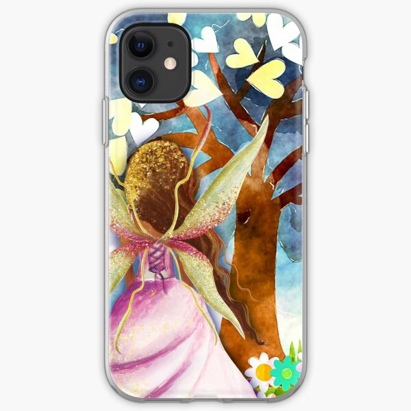 Fairy Tale Wishes iPhone Soft Case