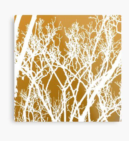 wriggly tree fingers  Metal Print