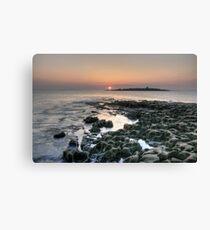 Doolin sunset Canvas Print