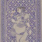 princess and a bird by bharath