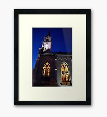 St. Mary Catholic church  Framed Print