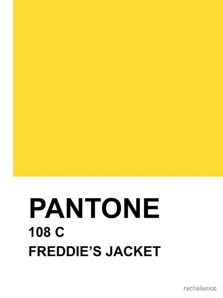 PANTONE Chaqueta de Freddie de rachelamos