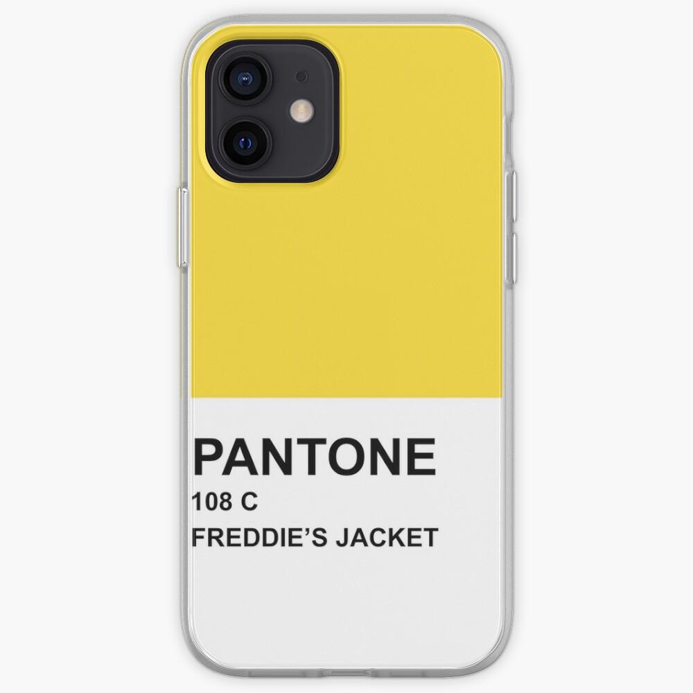 PANTONE Chaqueta de Freddie Funda y vinilo para iPhone