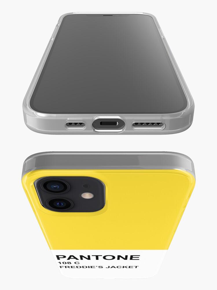 Vista alternativa de Funda y vinilo para iPhone PANTONE Chaqueta de Freddie