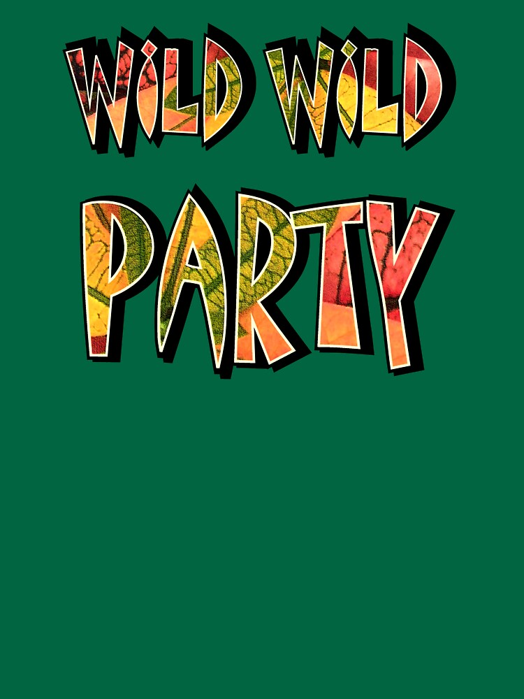 Wild Wild  Party by kennyn