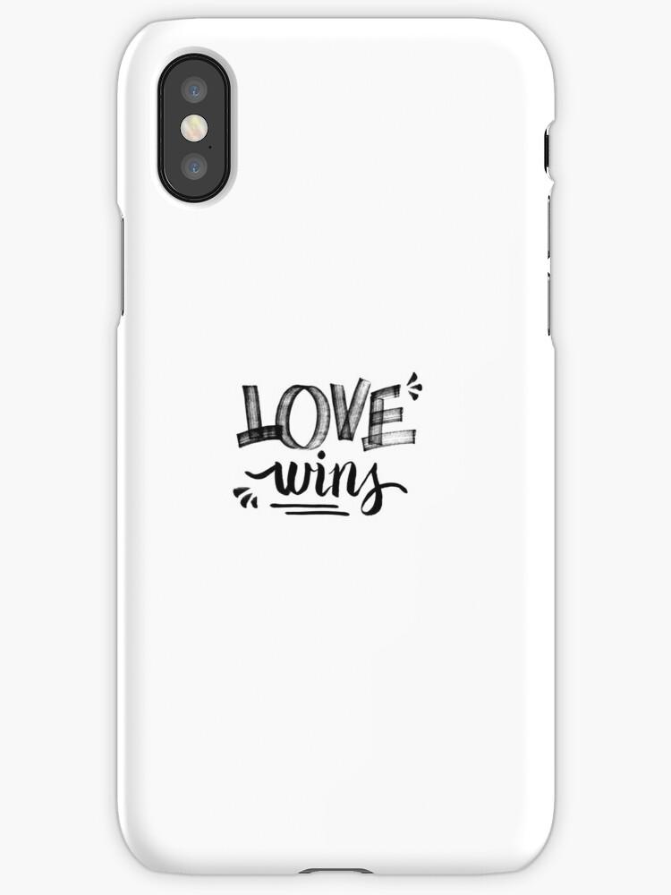 Love Wins. by itsnightingale