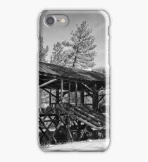 Sawmill iPhone Case/Skin