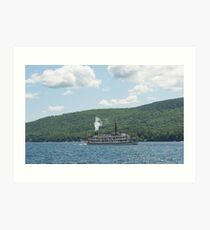 Lake George New York Art Print