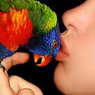 A Loving Kiss ♥ by Sarah Jennings