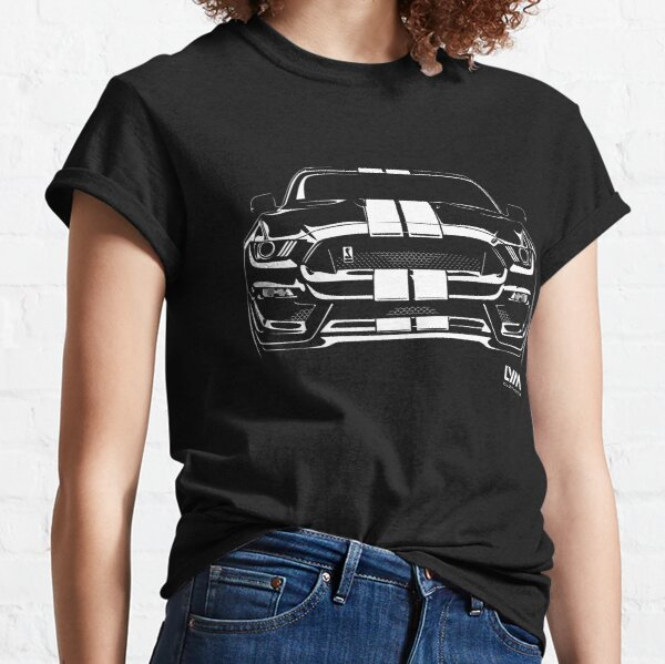 2015-2019 Ford Mustang S550 Classic T-Shirt