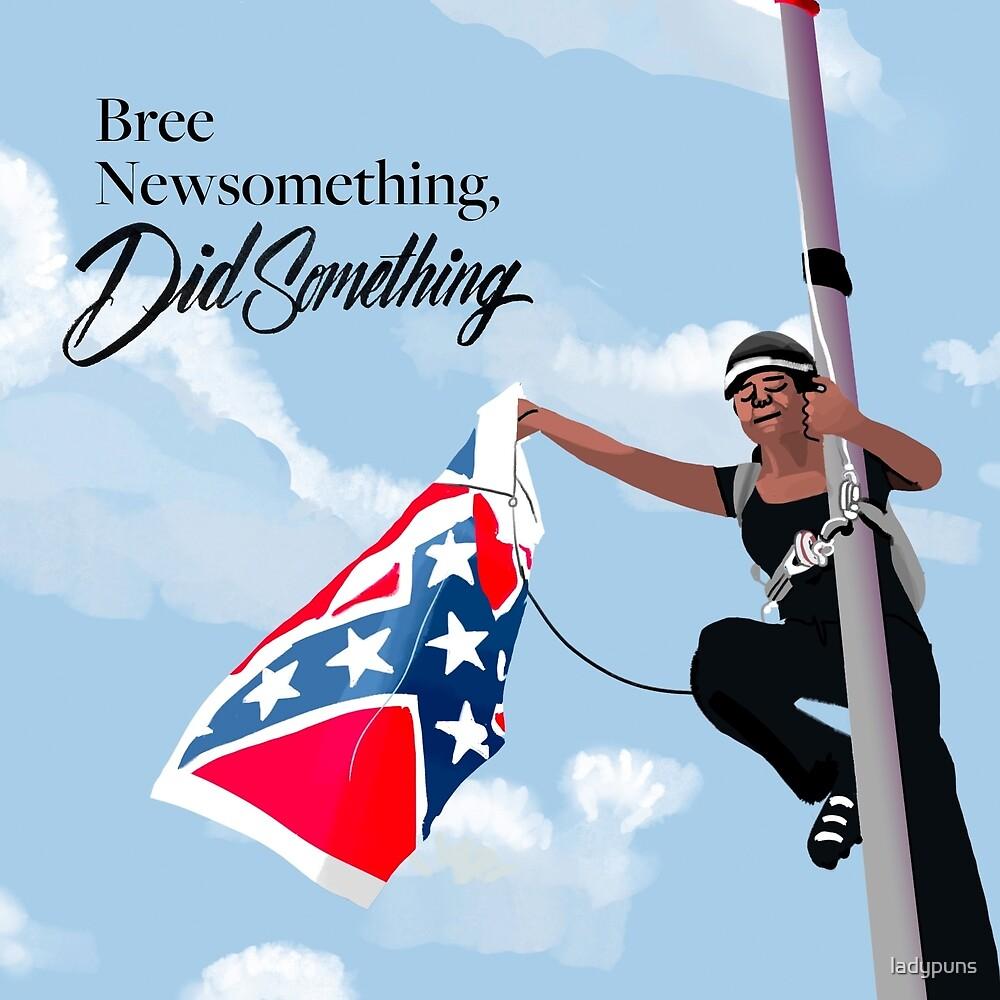 Bree Newsomething, Didsomething by ladypuns