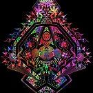 Kaleidoscopic Symmetry by Zoe Gwendoline