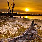 Yangebup Lake by Jonathan Stacey