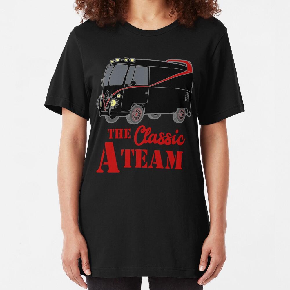 The A Team Camiseta ajustada