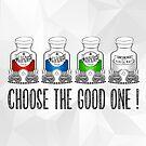 «¡Elige el bueno!» de artetbe