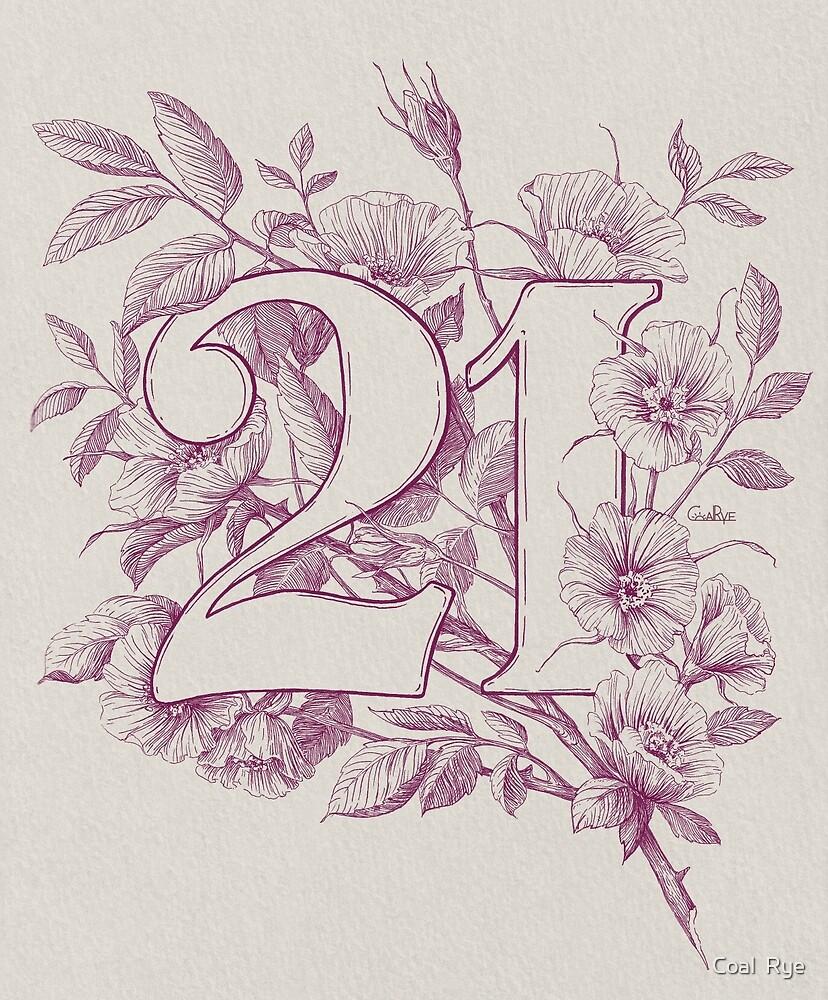 Twenty One by juliacoalrye