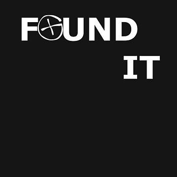 Found It - Geocaching by Myriala