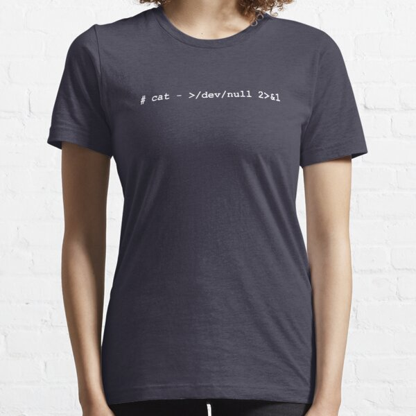 Te estoy ignorando Camiseta esencial