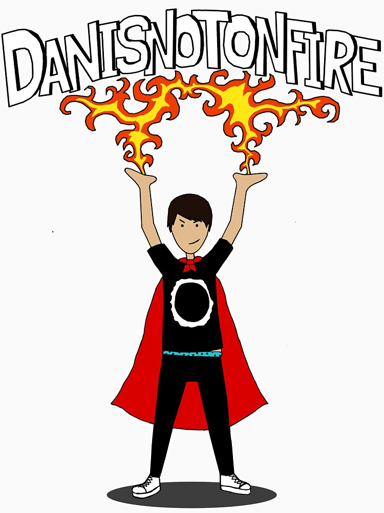 Danisnotonfire: the Superhero | Unisex T-Shirt