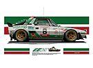 X24 Fiat (Fantasy Rally) Tarmac Ver. by kanseigazou