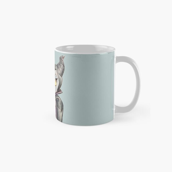 Chibi Maleficent  Classic Mug