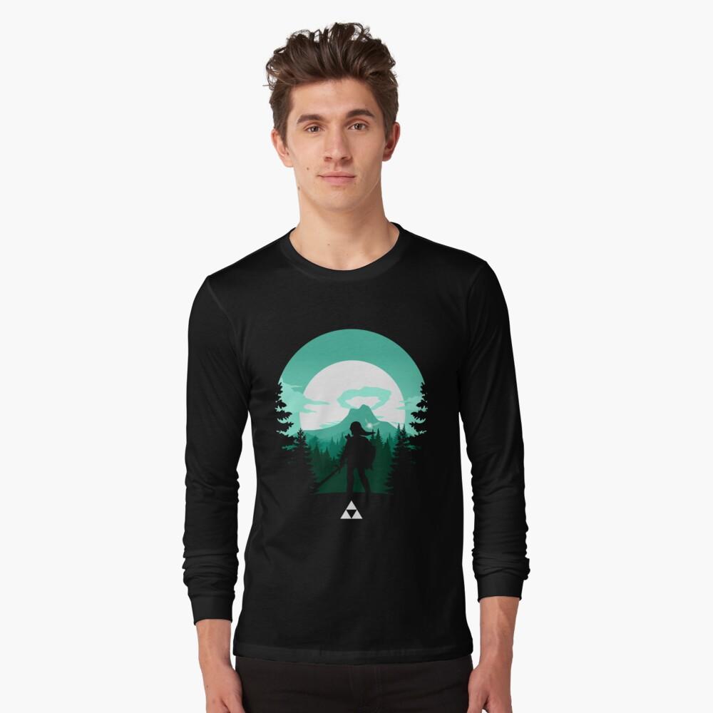 The Legend of Zelda (Green) Long Sleeve T-Shirt