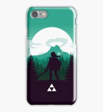 The Legend of Zelda (Green) iPhone Case/Skin