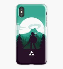 The Legend of Zelda (Green) iPhone Case