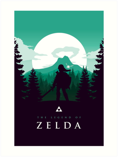 The Legend of Zelda (Green) by kables