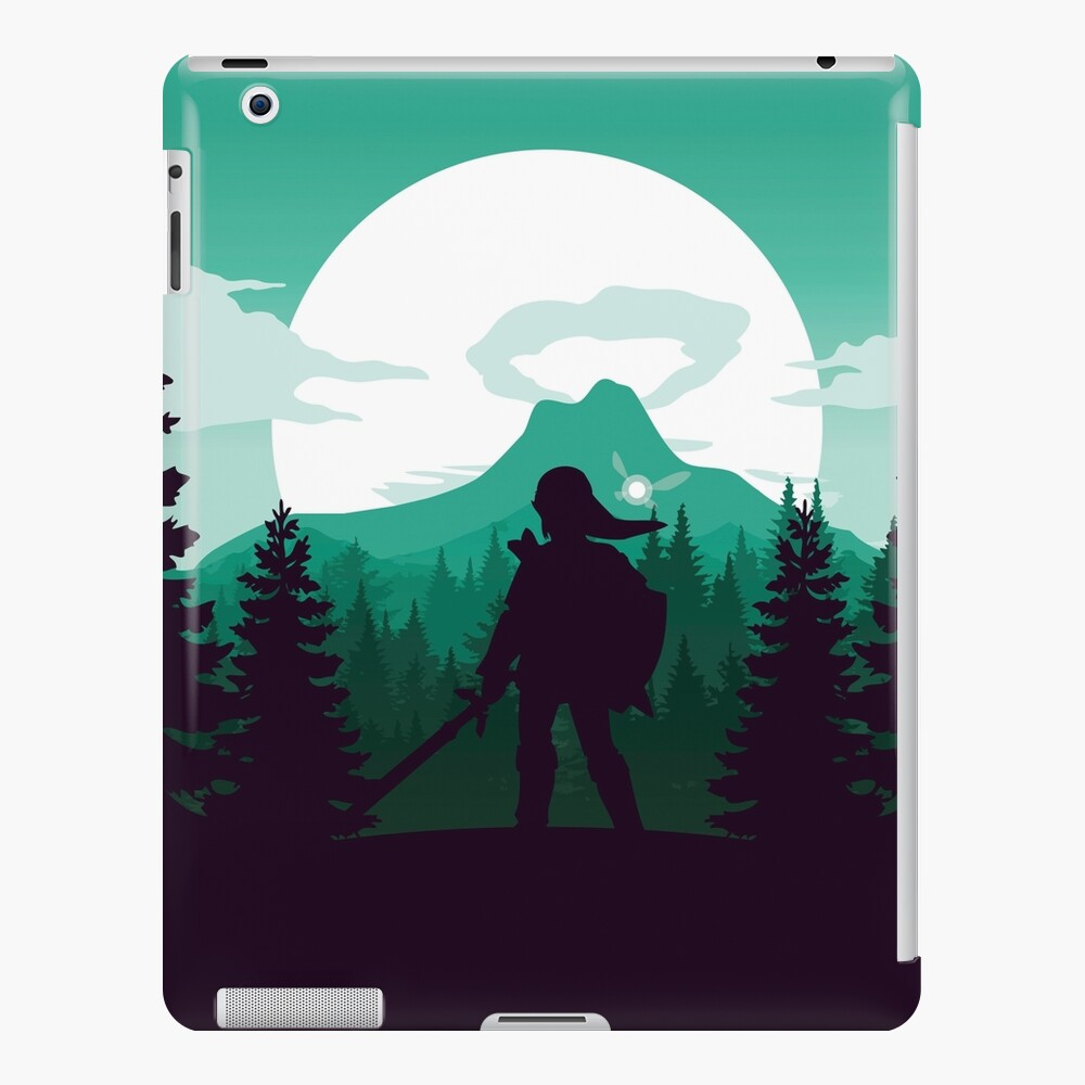 The Legend of Zelda (Green) iPad Case & Skin