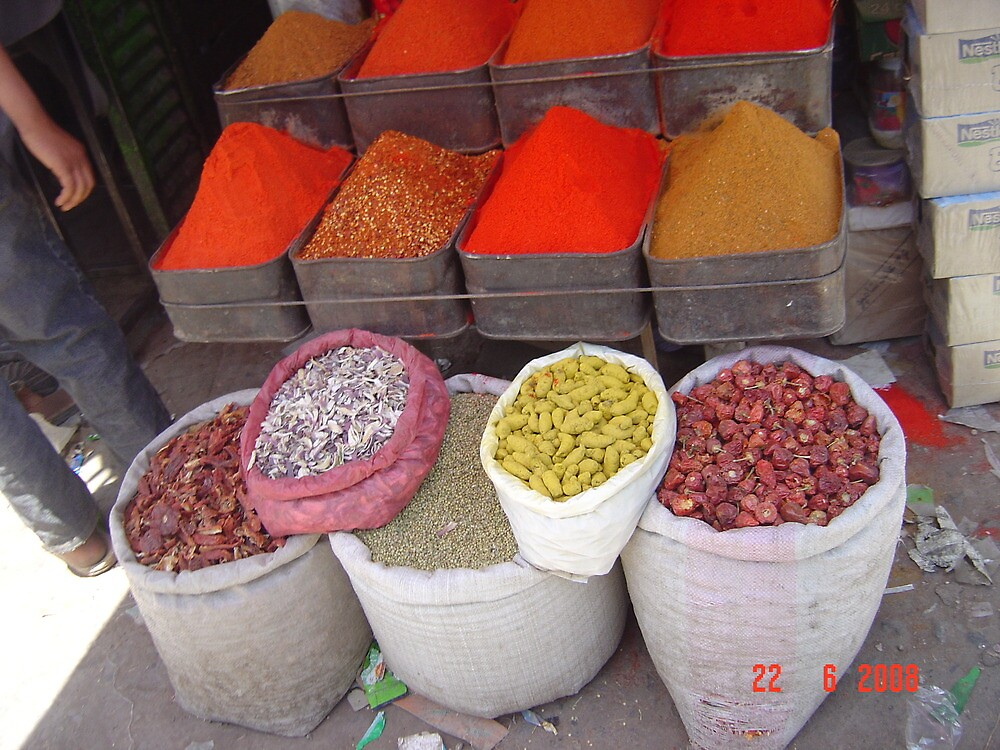 spice market by blossoms