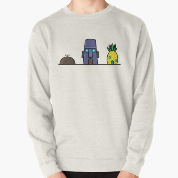 Houses of SpongeBob SquarePants Pullover Sweatshirt