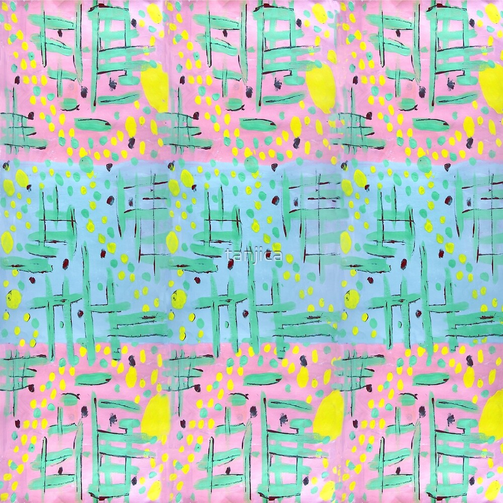 Fluorescent Dreams by tanjica