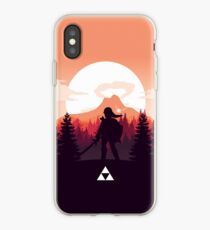 The Legend of Zelda (Orange) iPhone Case