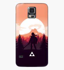The Legend of Zelda (Orange) Case/Skin for Samsung Galaxy