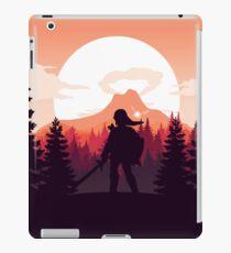The Legend of Zelda (Orange) iPad-Hülle & Klebefolie