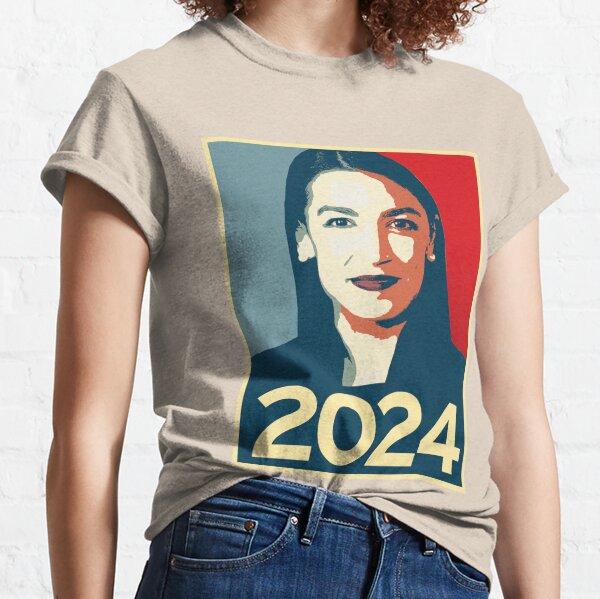 Alexandria Ocasio-Cortez 2024 Classic T-Shirt