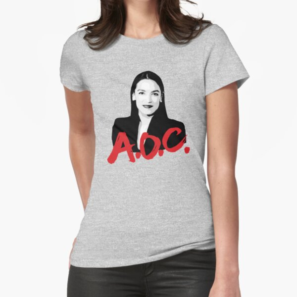 A.O.C. Fitted T-Shirt