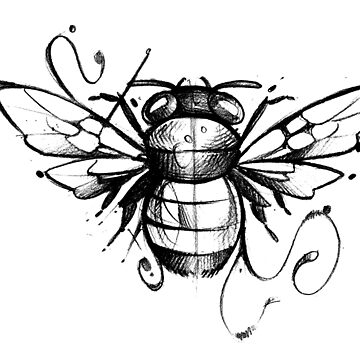 Bumble Bee by JeremyHarburn