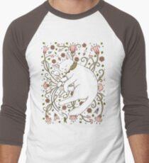 Mice and Moths Men's Baseball ¾ T-Shirt