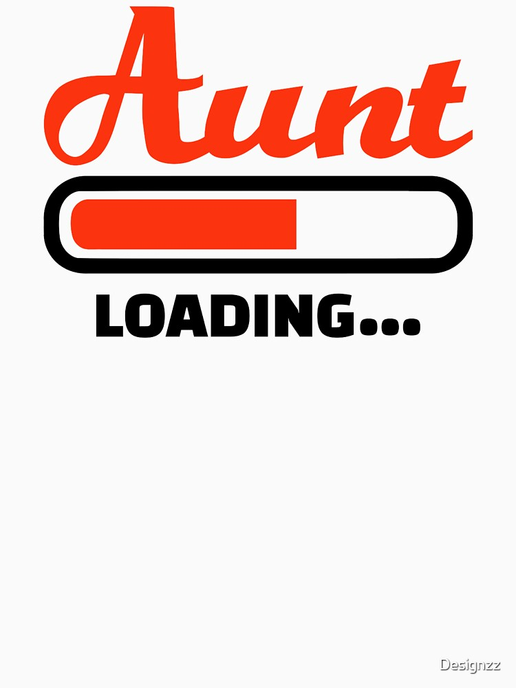 Aunt loading by Designzz