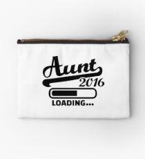 Aunt 2016 Studio Pouch