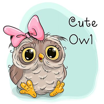 cute owl by criarte