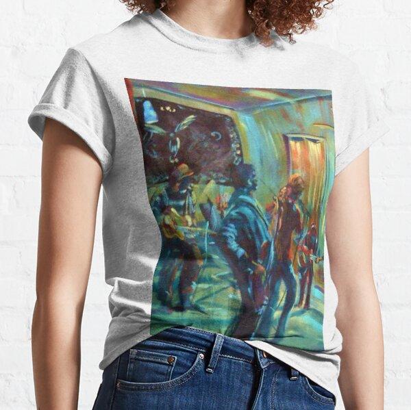 Jam at T-bones Agnes Water Classic T-Shirt