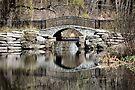 The Park Bridge  by Elaine Manley