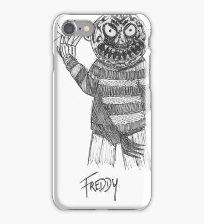 Freddy - Movie Serial Killers iPhone Case/Skin