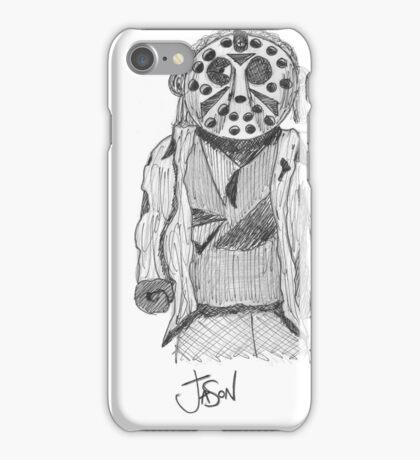 Jason - Movie Serial Killers iPhone Case/Skin
