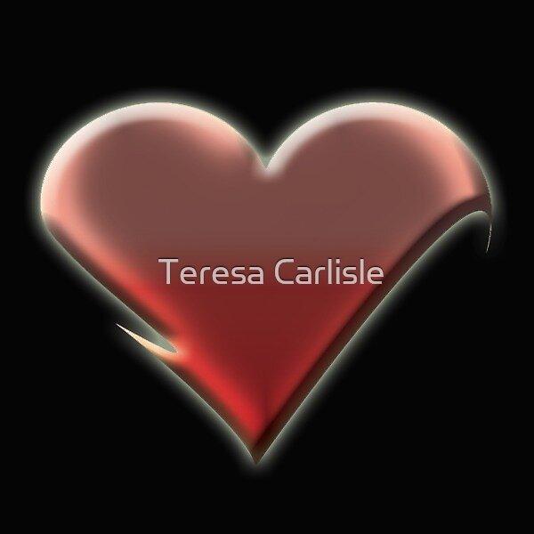 Jagged Heart by Teresa Carlisle